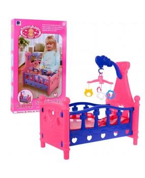 Posteľ pre bábiky